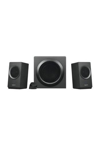 Logitech Z337 2.1kanalen 40W Zwart luidspreker set