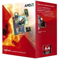 CPU ® APU A4-3300 2.5Ghz Socket FM1 Radeon HD6410D