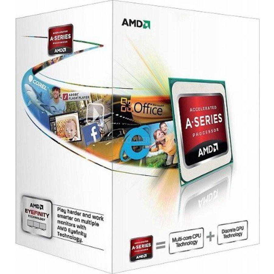 CPU ® Dual Core A4-4000 3.2Ghz Turbo FM2 BOX