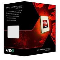 CPU ® FX-8320 Black Edition  X8 / AM3+ / 3.5GHZ / 8MB
