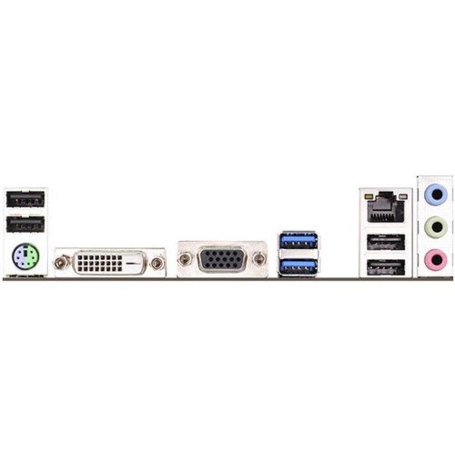MB  FM2A68M-DG3+  FM2 / DVI  / VGA / USB3.0 / M-ATX