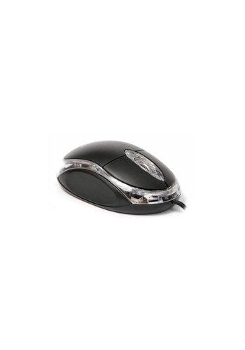 Platinet Mouse Omega OM-07 3D Optical 1000dpi Value Line V2 Black