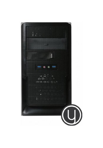 Yours! Yours Black Desktop PC i7/16GB/2TB/240GB SSD/HDMI/W10