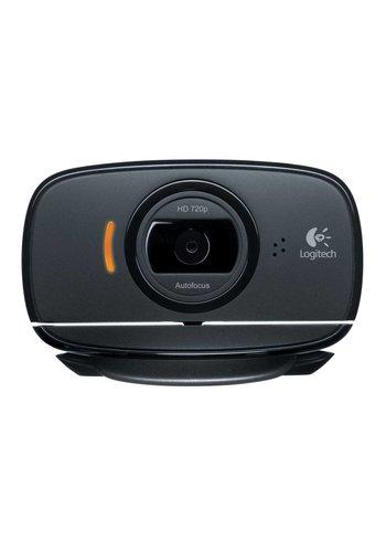 Logitech C525 8MP 1280 x 720Pixels USB 2.0 Zwart webcam