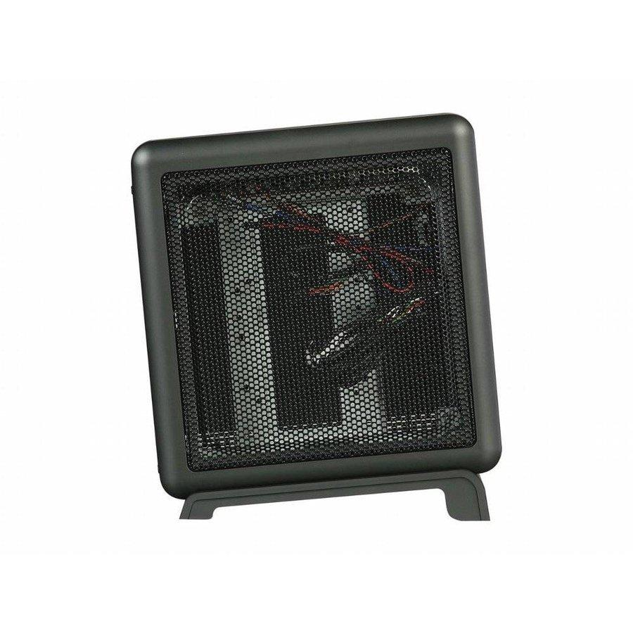 Case ISK 110 Vesa / MiniITX / USB 3.0 / Black