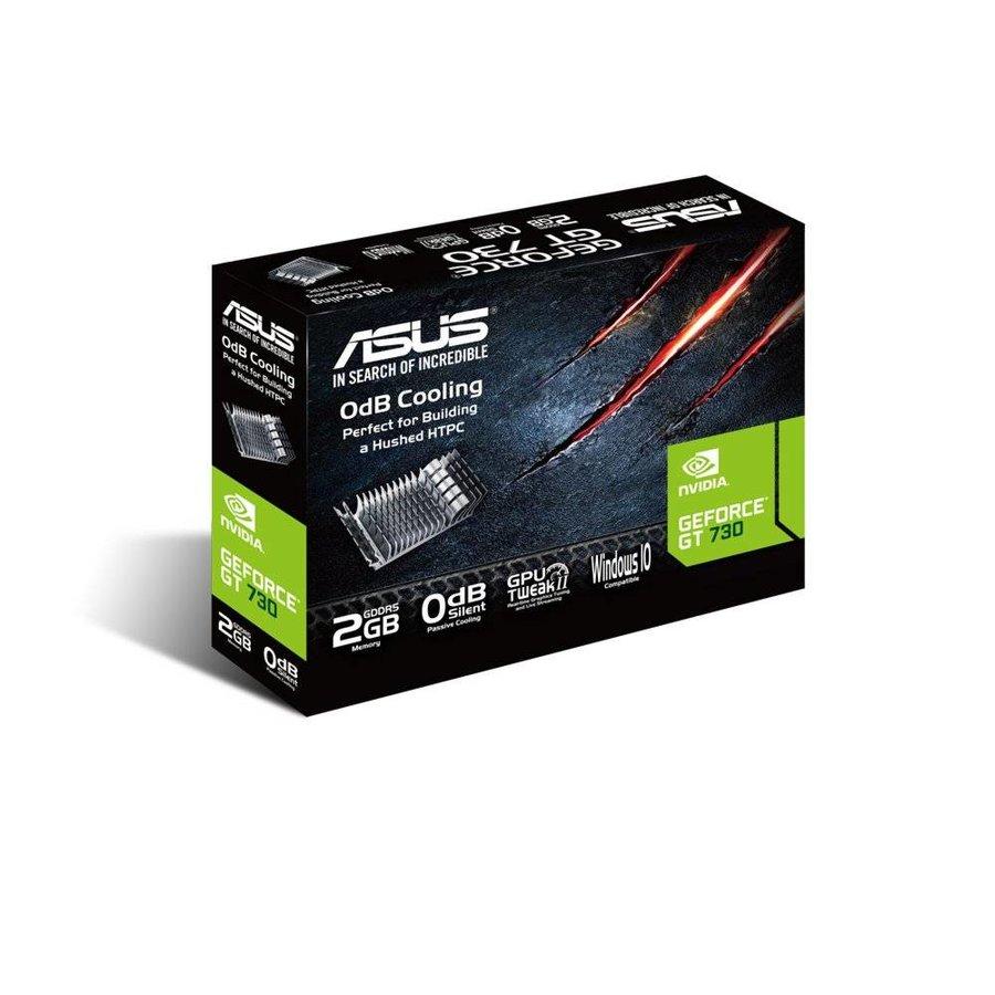 VGA  GeForce® GT 730 2GB DDR5 SL BRK