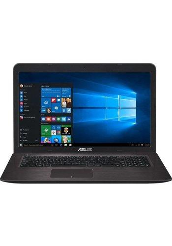 Asus ASUS 17.3 / i5-6200U / 2TB+16GB SSD  / 4GB / 940 2GB / W10