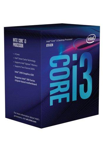Intel Core i3-8100 3.6GHz 6MB Smart Cache Box processor