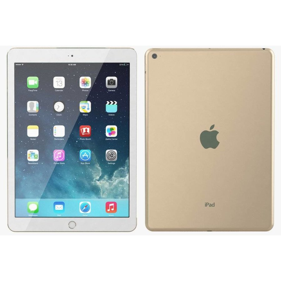 Tab iPad Air 2 / 16GB / WiFi / Gold / RFS (refurbished)