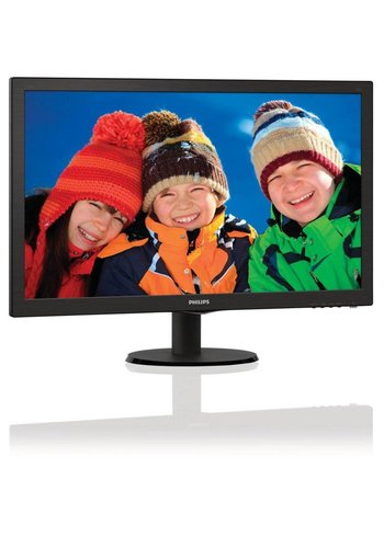 Philips LCD-monitor met SmartControl Lite 273V5LHAB/00