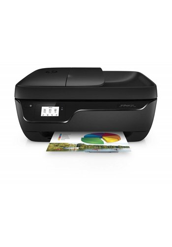 Hewlett Packard HP OfficeJet 3832 1200 x 1200DPI Inkjet A4 8.5ppm Wi-Fi multifunctional