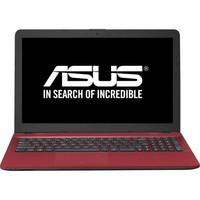 X541NA RED 15.6  N3350 / 240GB   / 4GB DDR4  / W10