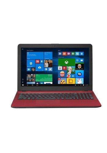 Asus X541UA RED 15.6  i3-7100U / 360GB SSD / 4GB DDR4 / W10