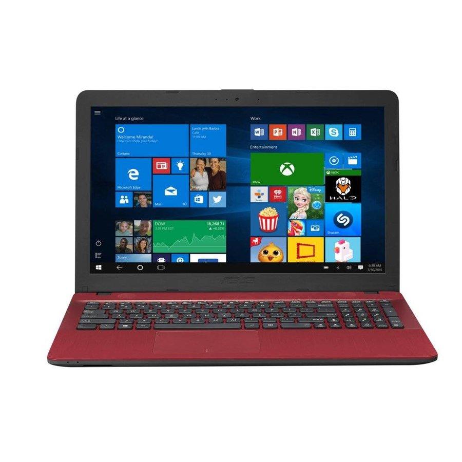 X541UA RED 15.6  i3-7100U / 360GB SSD / 4GB DDR4 / W10