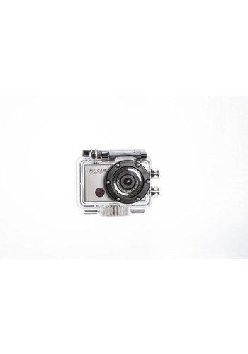 Manta WiFi Sport Cam + Accessoires / F-HD / 8MP / RFG (refurbished)