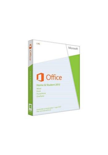 Microsoft Office Home & Student 2013 (NO) 1gebruiker(s) Noors