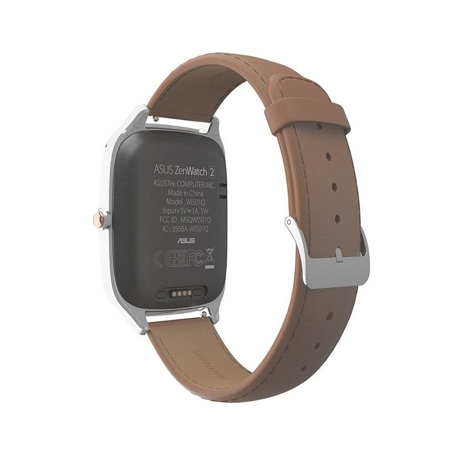 ASUS Zenwatch 2 Silver  / Android / Wifi / Renew (refurbished)