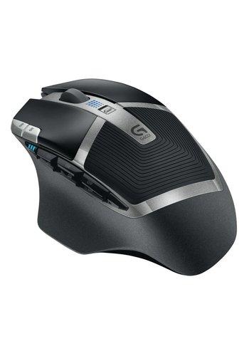 Logitech G602 RF Draadloos 2500DPI Rechtshandig Zwart muis
