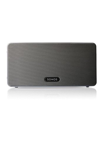 Sonos PLAY:3 Ethernet LAN Wi-Fi Zwart digital audio streamer