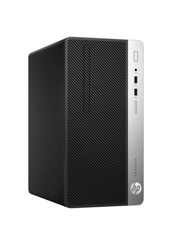 Hewlett Packard HP 400 DESKTOP G4 / i5-7500 / 8GB / 256GB SSD / DVD / W10P
