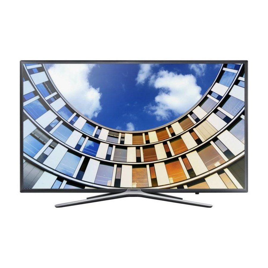 Full HD TV / 43Inch / Black / SMART TV (refurbished)
