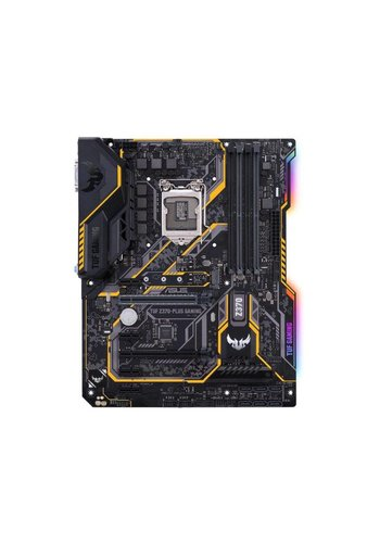 Asus ASUS TUF Z370-PLUS GAMING LGA 1151 (Socket H4) ATX moederbord