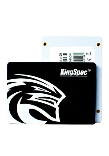 KingSpec SSD  2.5 inch 180GB SATA3 (560MB/s Read 460MB/s)