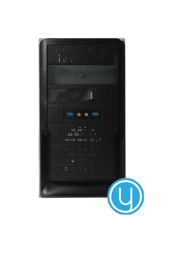 Yours! Yours Blue Desktop PC i3/8GB/1TB/240GB SSD/HDMI/W10