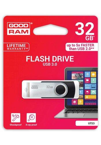 Goodram Storage  Flashdrive 'Twister' 32GB USB3.0 Black