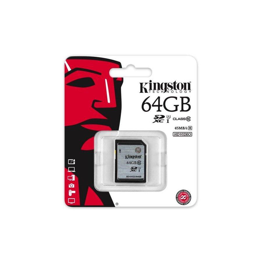 SDCARD  SDXC UHS-I 64GB G2-serie