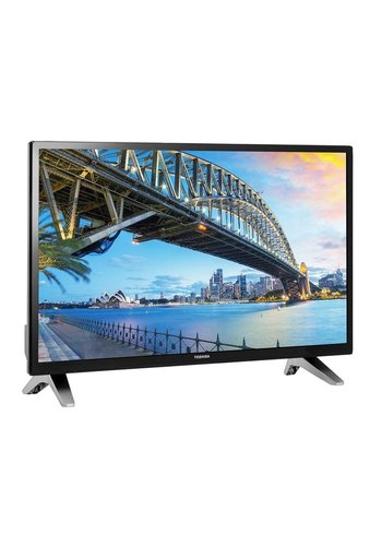 Toshiba Led TV / 32 Inch /  F-HD / 200hz / Ci+/  WIFI / HDMI