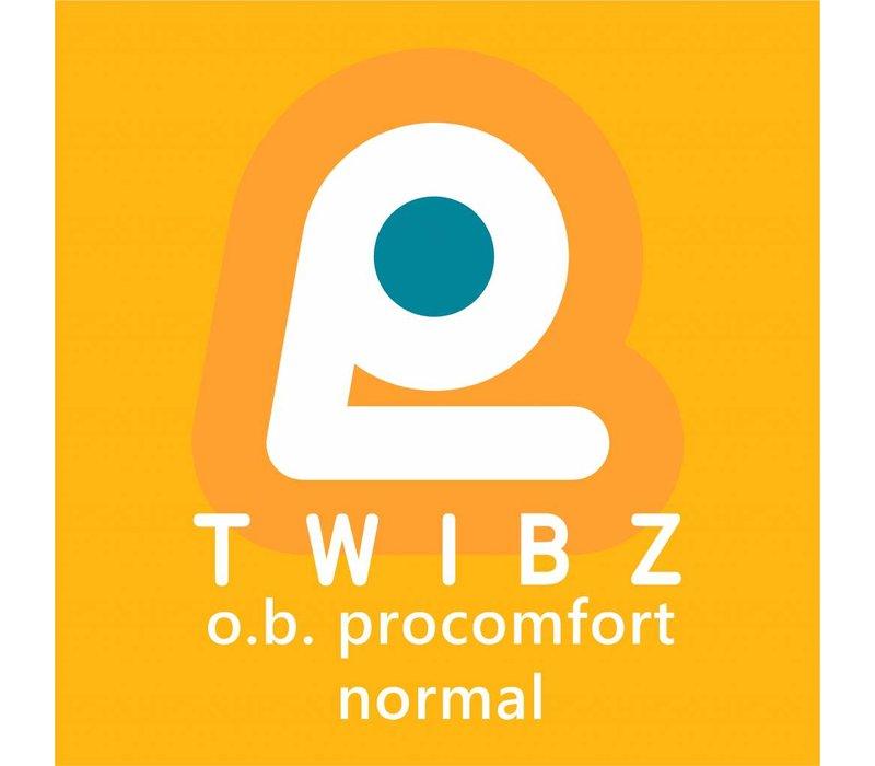 TAMPONS O.B. Procomfort 4x NORMAL