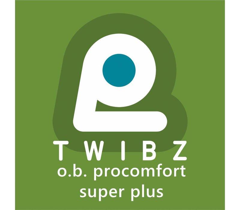TAMPONS O.B. PROCOMFORT 11x SUPERPLUS