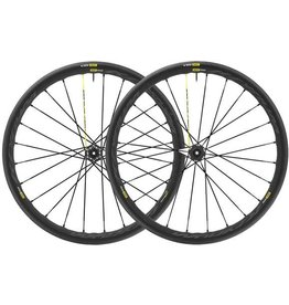 Ksyrium Pro Disc UST INT WTS 12X142 Front and Rear M-25