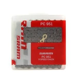 Sram SRAM PC-951 9S CHAIN GRY 86.2706.114.105