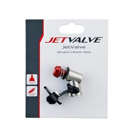 NEW Jetvalve Inflator Head