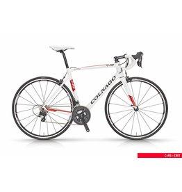 Colnago Colnago C-RS Frame Fork & Head Set 52s White Red