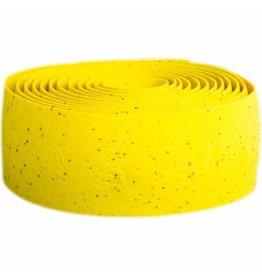 Cinelli Cinelli Gel Cork Handlebar Tape w/caps Yellow