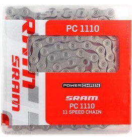 Sram SRAM CHAIN PC 1110 SOLIDPIN 114 LINKS WITH POWERLOCK 11 SPEED:  11 SPEED