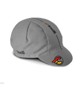 Cinelli Supercorsa Grey Cotton Cap