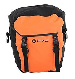 ETC orange pannier Bag Small X 1 Unifit