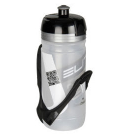 ELITE racing bottle 550ml blk/colourless /bottle only