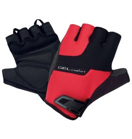 Chiba Chiba Gel Comfort Large Red Track Mitts