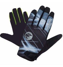 Chiba Twister gloves - M - Black