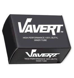 VAVERT INNER TUBE 16X1 3/8 SCHRADER VALVE: BLACK 16