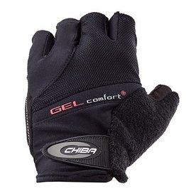 Chiba Gel comfort gloves - medium - Black
