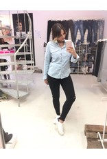 Jeans Blouse old school