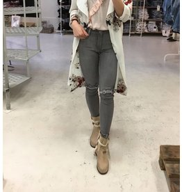 Jeans ripped knee GR