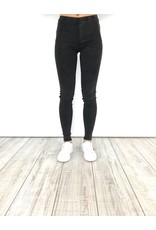 Jeans legging grey