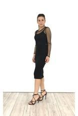 Black skirt high waist